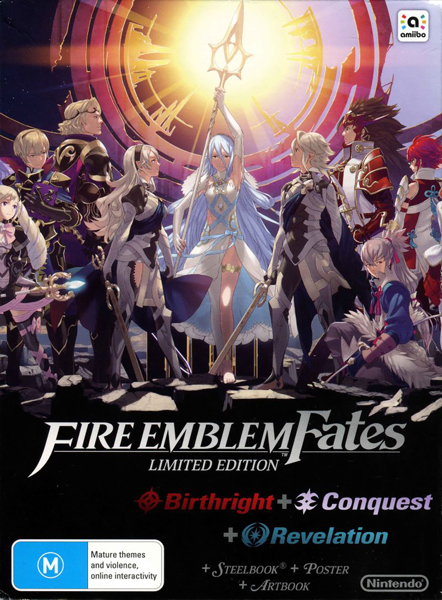 Fire Emblem Fates Revelation: The Complete Guide & Walkthrough