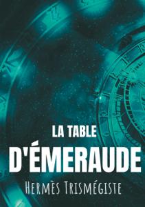 La Table d'émeraude Couverture de livre