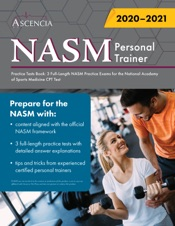 NASM Personal Trainer Practice Tests Book