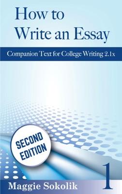 How to Write an Essay, Workbook 1