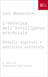 L'estetica dell'intelligenza artificiale Copertina del libro