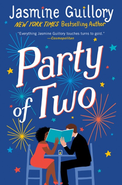 Party of Two - Jasmine Guillory book cover