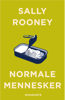 Sally Rooney - Normale mennesker artwork