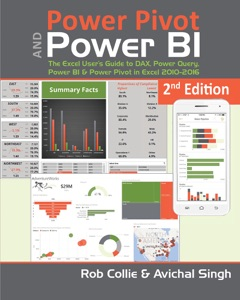 Power Pivot and Power BI Book Cover