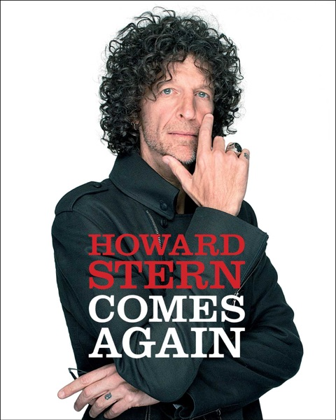 Howard Stern Comes Again - Howard Stern book cover