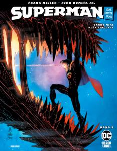 Superman: Das erste Jahr, Band 2 Buch-Cover