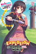 Konosuba: An Explosion on This Wonderful World!, Vol. 2 (light novel)