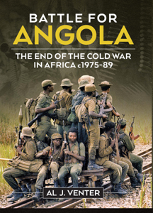 Battle For Angola Libro Cover