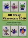 3D Crazy Characters 2019