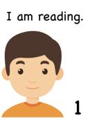 I am reading - 1