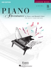 Piano Adventures - Level 3A Lesson Book