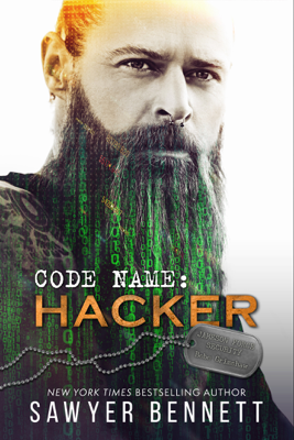 Sawyer Bennett - Code Name: Hacker book
