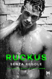 Ruckus. Senza regole Libro Cover
