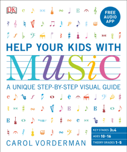 Help Your Kids with Music, Ages 10-16 (Grades 1-5) Boekomslag