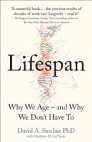 Dr David A. Sinclair - Lifespan artwork