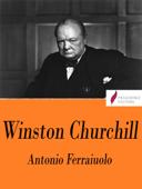 Winston Churchill Book Cover