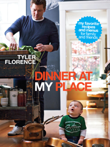 Dinner at My Place Book Cover