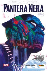 Pantera Nera - L'ascesa della Pantera Nera Libro Cover