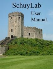 SchuyLab User Manual