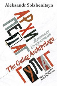 The Gulag Archipelago Cover Book