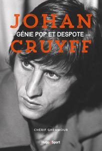 Johan Cruyff, génie pop et despote La couverture du livre martien