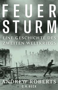 Feuersturm Buch-Cover