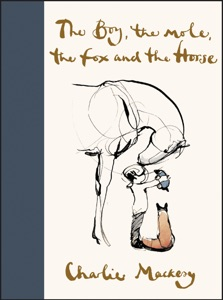 The Boy, the Mole, the Fox and the Horse Book Cover
