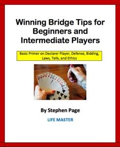 Winning Bridge Tips for Beginners and Intermediate Bridge Players
