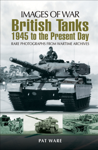 British Tanks: 1945 to the Present Day Buch-Cover