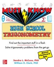 Must Know High School Trigonometry