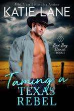 Taming A Texas Rebel