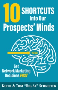 10 Shortcuts Into Our Prospects' Minds Book Cover
