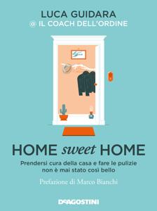 Home sweet home Copertina del libro