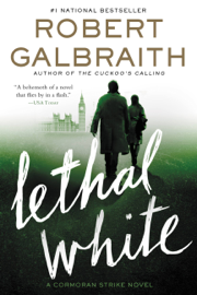 Lethal White book