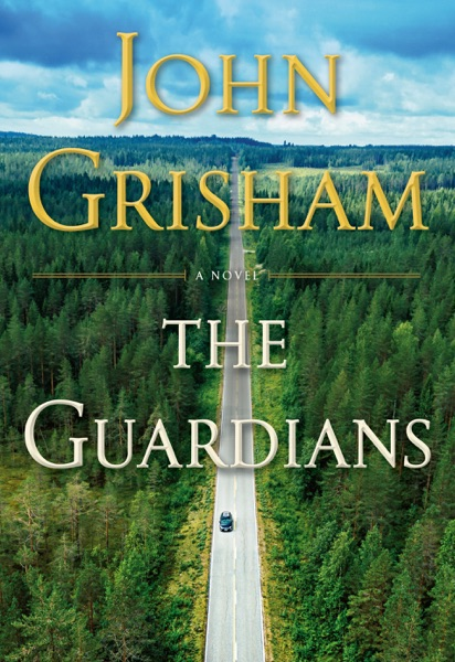 The Guardians - John Grisham book cover