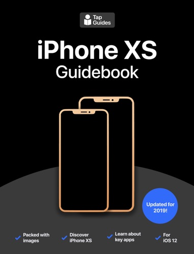 iPhone XS Guidebook Book