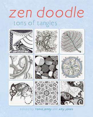 Zen Doodle - Tonia Jenny & Amy Jones