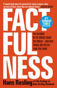 Factfulness Cover Book