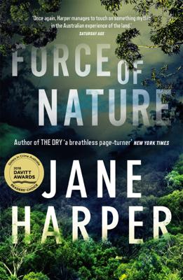 Jane Harper - Force of Nature book