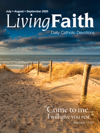 Living Faith July, August, September 2020