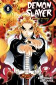 Demon Slayer: Kimetsu no Yaiba, Vol. 8 Book Cover