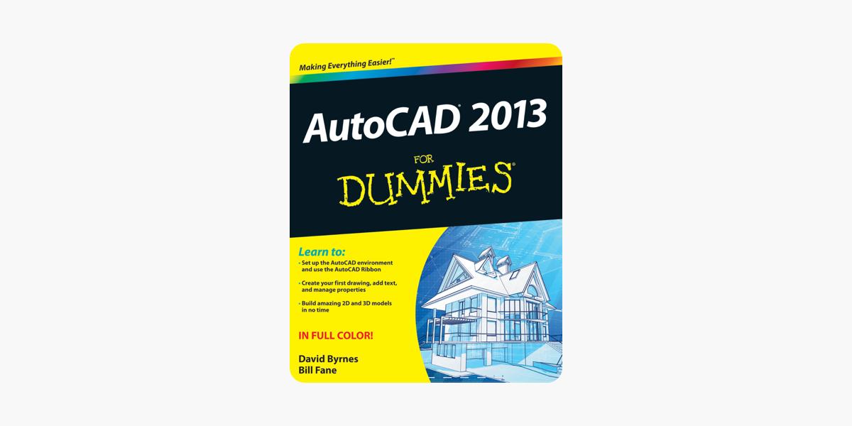 ‎AutoCAD 2013 For Dummies