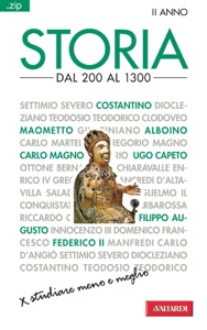 Storia. Dal 200 al 1300 Book Cover