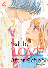 I Fell in Love After School Volume 4