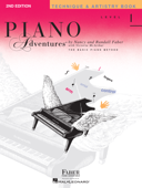 Piano Adventures  - Level 1 Technique & Artistry Book