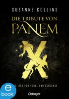 Suzanne Collins - Die Tribute von Panem X artwork