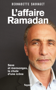 L'affaire Ramadan La couverture du livre martien