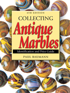 Collecting Antique Marbles Book Cover