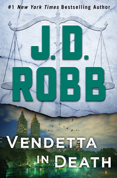 Vendetta in Death - J. D. Robb book cover