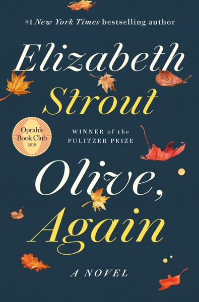 Olive, Again - Elizabeth Strout book cover